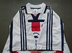 BAYERN MUNICH MUNCHEN 2000/2001 Vintage Retro Jersey Shirt Trikot EFFENBERG #11