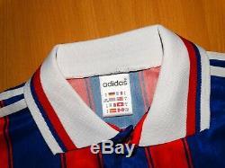 BAYERN MUNICH München 18 KLINSMANN 1995 trikot shirt S SMALL jersey 95 Fussball