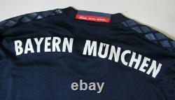 BAYERN MUNICH Munchen Goal Keeper shirt jersey 2016-2017 ADIDAS adult SIZE L