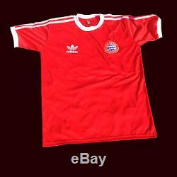 BAYERN MUNICH Vintage Red Jersey REPLICA All Sizes