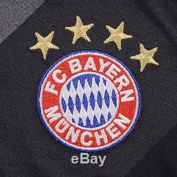 BNWT Adidas 2016/17 BAYERN MUNICH FCB Away Soccer Jersey Shirt Trikot AZ4656