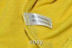 Bayern Munchen 1989/1990 Third Football Shirt Jersey Adidas Size S