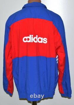Bayern Munchen 1993/1994 Training Football Jacket Jersey Adidas Size L Adult
