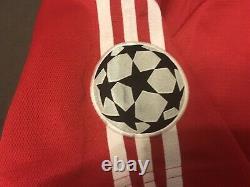 Bayern Munchen 2001 CL shirt trikot maglia camiseta Niko Kovac signiert, L