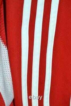 Bayern Munchen 2010/2011 Home Football Shirt Jersey Schweinsteiger #31 Size M