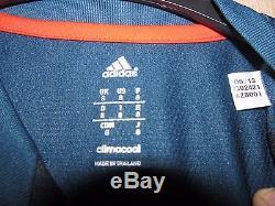 Bayern Munchen 2013/2014 Player Issue Third Football Shirt Jersey Formotion