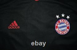Bayern Munchen Adidas Jersey Double layer Long Sleeve Vintage Shirt Trikot Men