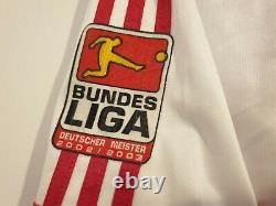 Bayern München Football Home Shirt Jersey Trikot 2003 2005 Adidas BALLACK #13