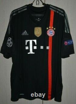 Bayern Munchen Germany Champions League 2014/2015 Football Shirt Jersey 27 Alaba