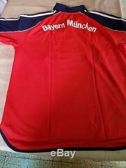 Bayern München Munchen Munich 1999-2001 Jersey Shirt Trikot Maillot Opel Size L