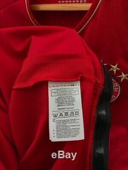 Bayern Munchen Munich 2011/2012 Home Football Soccer Shirt Jersey Techfit Adidas