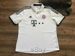 Bayern Munchen Munich 2013/2014 Away Football Shirt Camiseta Jersey Adidas