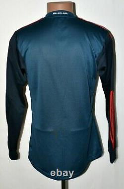 Bayern Munchen Third Football Shirt Jersey Size L (8) Player Issue Formotion