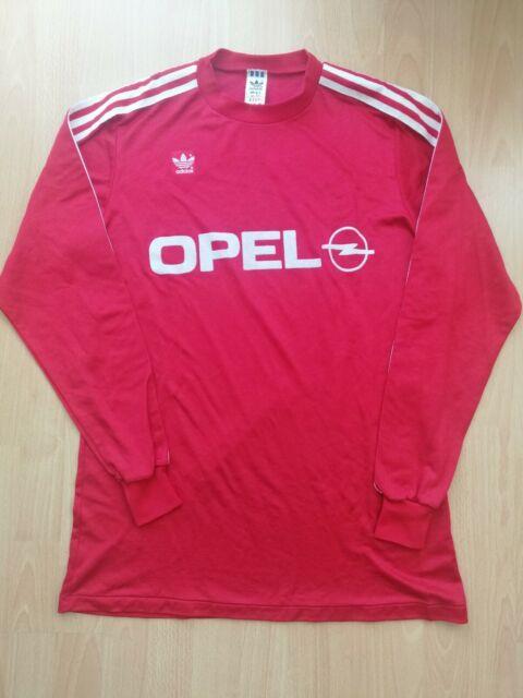 Bayern Munchen Vintage Football Jersey 1989 1990 1991 Xl Munich Trikot Rare Old