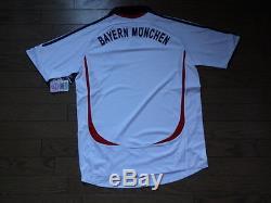 Bayern Munich 100% Original Jersey Shirt 2006/07 Away M Still BNWT NEW