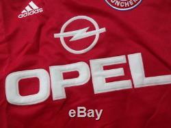 Bayern Munich 100% Original Jersey Shirt L 1998-99 Home Good Condition Rare