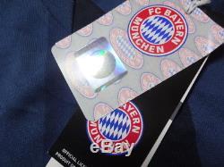 Bayern Munich 100% Original Jersey Shirt L 2013-14 Away Kit Still BNWT NEW Rare