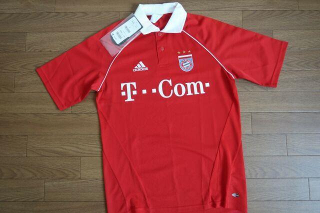 Bayern Munich 100% Original Jersey Shirt S 2005/2006 Home Still Bnwt New 1543