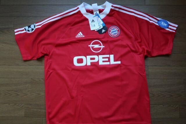 Bayern Munich 100% Original Jersey Shirt Xl 2000/2001 Cl Home Bnwt 1037
