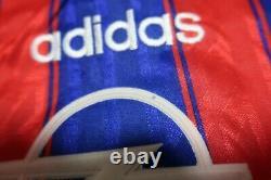 Bayern Munich #18 Klinsmann 100% Original Jersey Shirt L 1995/1996 NEW Rare