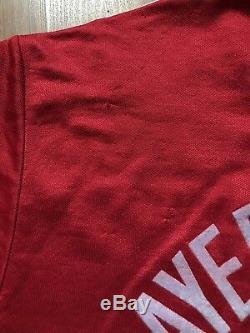 Bayern Munich 1989 1990 Vintage Adidas Home Football Soccer Shirt Jersey #11