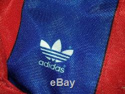 Bayern Munich 1990/1991 Special Adidas Germany football shirt Soccer Jersey Rare