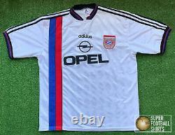 Bayern Munich 1995/97 Away Adidas jersey Size XL