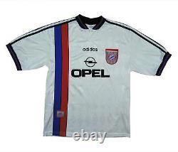 Bayern Munich 1995-97 Original Away Shirt (Excellent) M Soccer Jersey