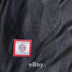 Bayern Munich 1997 1998 Home Football Shirt Soccer Jersey Adidas Jancker