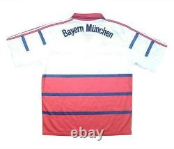 Bayern Munich 1998-00 Authentic Away Shirt (Excellent) L Soccer Jersey