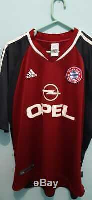 Bayern Munich 2002 Effenberg