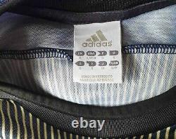 Bayern Munich 2003 2004 Goalkeeper football Adidas long sleeve jersey #1 Kahn