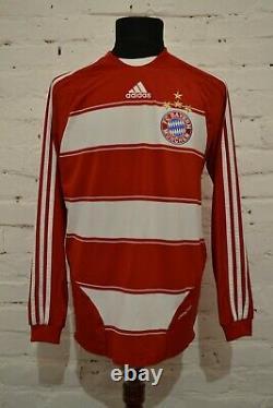 Bayern Munich 2007/2009 Football Soccer Shirt Jersey Trikot Mens M Formotion
