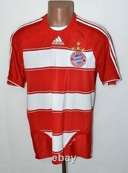 Bayern Munich 2008/2009 Home Football Shirt Size L Adult Player Issue Formotion
