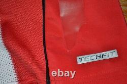 Bayern Munich 2010/2011 Home Football Shirt Jersey Mens XL Techfit Player Issue
