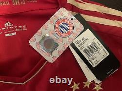 Bayern Munich 2011/12 Large Never Worn Jersey Bnwt