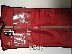 Bayern Munich 2011-12 TechFit Player Issue Home Shirt Jersey Muller #25 NEW XL