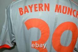 Bayern Munich 2011/2012/2013 Away Football Shirt Jersey #39 Kroos Adidas Size L