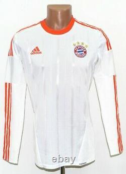 Bayern Munich 2011/2013 Away Football Shirt Jersey Player Issue Techfit M/l