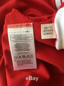 Bayern Munich 2013 2014 Home Football Shirt Jersey Adidas Cup Schweinsteiger #31