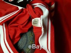 Bayern Munich 2013-2014 Home Jersey Football Shirt ADIDAS Z25029 M BNWT