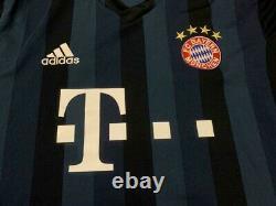Bayern Munich 2013/2014 Third Football Shirt Jersey Trikot Sz L Mario Gotze #19