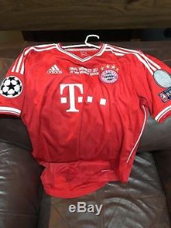 FC Bayern M/ünchen T-Shirt  Wembley 2013
