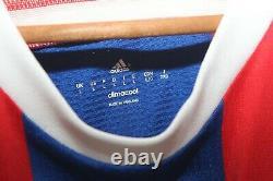 Bayern Munich 2014-2015 Gotze #19 Bundesliga Home Adidas Jersey Size Large