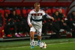 Bayern Munich 2014/2015 PLAYER ISSUE Away Adidas Football Soccer Shirt Jersey