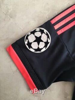 Bayern Munich 2015 2016 Third Cup Football Shirt Jersey Adidas Douglas Costa #11