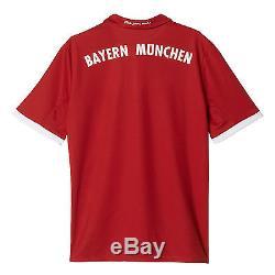 Bayern Munich 2016/17 Kid's Home Football Jersey by adidas