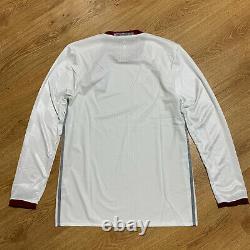 Bayern Munich 2016/2017 Player Issue Adizero Third Football Shirt Jersey L/S 8 L
