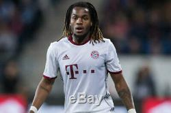 Bayern Munich 2016/2017 SANCHES Third BNWT Football Soccer Shirt Jersey Portugal