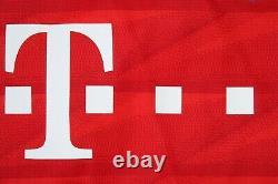 Bayern Munich 2019 2020 Adidas Home Gnabry Player Issue Shirt Jersey Size M